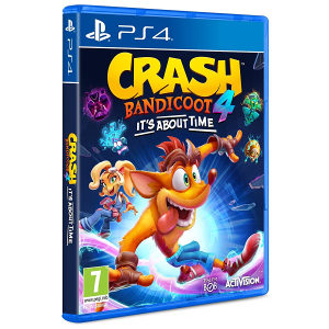 Crash Bandicoot 4 It's About Time (PS4 / Xbox One)