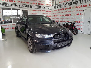 BMW X6 M Steptronic