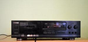 Kenwood kasetni deck