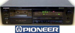 Pioneer kasetni deck 2