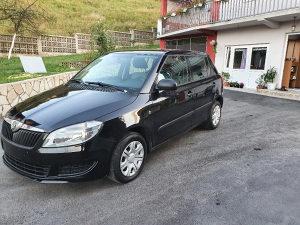 Škoda Fabia 1.6 tdi 2011god euro5 uvoz sve pl do reg
