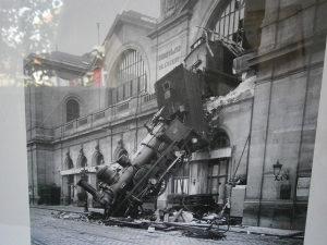 Velika slika, RUINA, Montparnasse,1895.,Paris