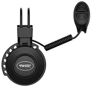 Električna sirena za biciklo USB punjivo 4 vrste zvuka