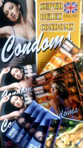 Kondomi prezervativi na veliko kondom gumica sex sexy
