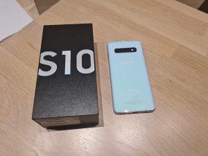 Samsung S10 Prism White GARANCIJA 3 MJ