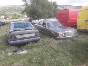 Mercedes 126 300 dizel GENSER