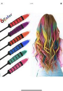 Farba za kosu (prah)