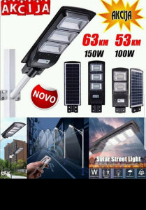 REFLEKTOR SOLARNI 100w i 150w , LED RASVJETA