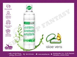 Vodeni Lubrikant Waterglide AloeVera 300ml | FANTASY