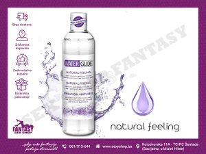 Vodeni Lubrikant Waterglide Natural 300ml | sexyshop.ba