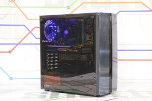 GAMING PC - Thunder V17 - i5 4Gen - RX580 Nitro 8GB