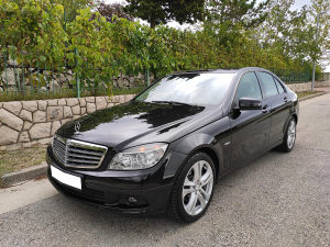Mercedes-Benz C 200 2.2 CDI BlueEfficiency Edition