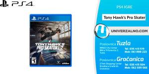 Sony PS4 - Tony Hawk's Pro Skater 1 2