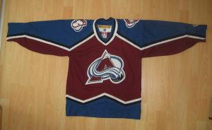 NHL dres Colorado Avalanche - KOHO original