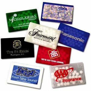 Mint bombone sa logom po želji -Vizit karta