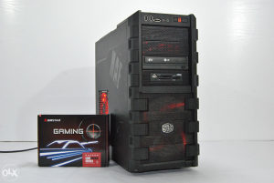 Gaming racunar i7 2600K/8GB RAM/4GB RX550*