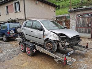 Ford Fiesta 1.4 benzin 4 vrata dijelovi