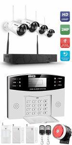 Wifi video nazor    -  i alarm set