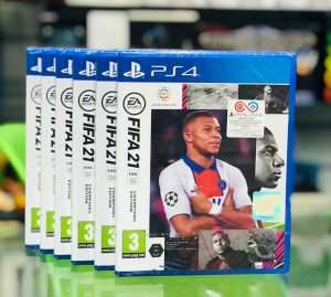 FIFA 21 Champions Ed. (Playstation 4 PS4 / Xbox one)