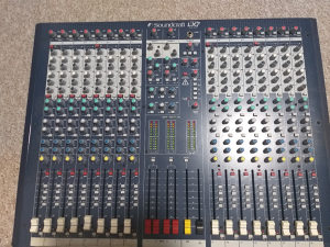 Mikseta Soundcraft LX7ii 16 Channel