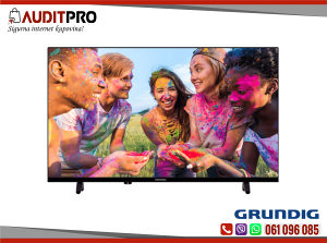 GRUNDIG LED TV 43″ GEF 6600 B Smart