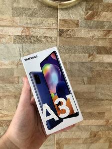 Samsung A31 4/128gb NOVO