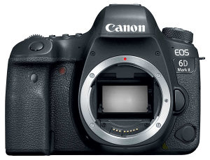 Canon EOS 6D Mark II body - PCFOTO
