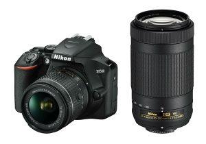 Nikon D3500 18-55 VR + 70-300 VR - PCFOTO
