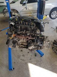 Motor Peugeot 207 1.6 HDi 80 kw