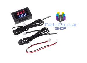 Digitalni Termometar DUPLO ocitanje sa sondom Inkubator