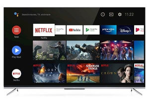 TV TCL 55P715 Android 2020  4K