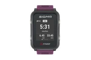 Sportski sat - iD.FREE- Sigma - GPS