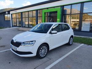 Škoda Fabia 1.0 MPI