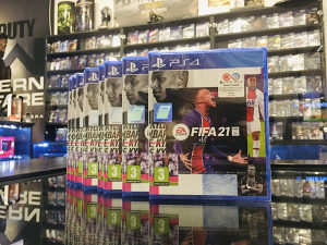 PS4 FIFA 21 (PlayStation 4 / Xbox One) 2021