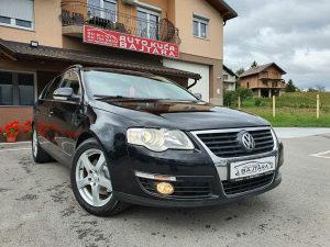 VW PASSAT 6 2.0 TDI 103KW 2008/12 HIGHLINE UVOZ TOP