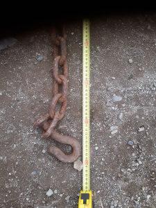 lanac za vuču-teret