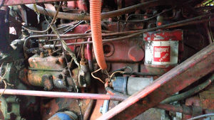 Motor tamić 75