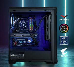 ULTIMATE 1440P Gaming PC Vodeno hladjenje