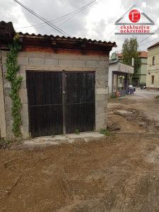 -KOLOBARA- Garaža površine 25m2 ID:504L/ZP