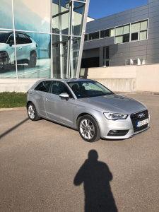 Audi A3 1.4 TFSi 2013 90kw