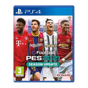 PES 2021 PS4 Playstation 4 Vakum black friday