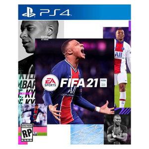 FIFA 21 FIFA21 PS4 Playstation 4 Vakum
