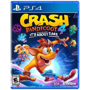 Crash Bandicoot 4 IT's about time PS4 Playstation 4