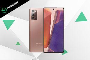 Samsung Note 20 Dual 5G 256GB Exynos 990 (7 nm+)