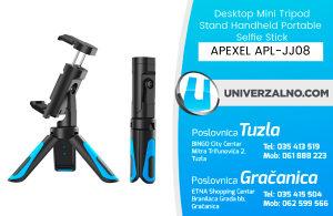 APEXEL APL-JJ08 Mini Tripod Selfie Stick
