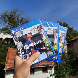 FIFA 21 PS4 Playstation 4 NOVO NOVO