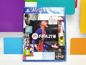 FIFA 21 IGRA PS4