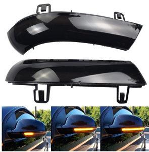 Plutajuci LED zmigavci za retrovizor Passat Golf Jetta