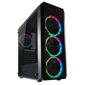 Luxx RGB GTX 1660 SUPER: Ryzen 2600 12x3.4-3.9GHz