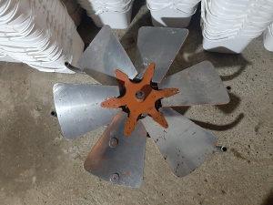 Ventilator fi 700 mm trofzni